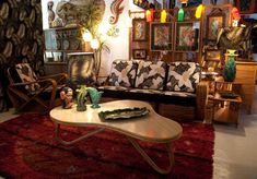 tiki interior design | ... Tiki | Susanna Brandolino – Styling and Set Design – Milan