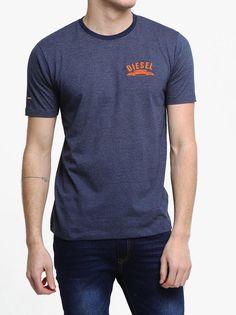 c8d1b1afdd0 Diesel Matisse T-Shirt Navy