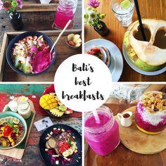Bali Breakfast / Brunch Guide (Ubud, Seminyak, Canggu ...)