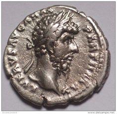 Lucius Verus (AD 161-169). AR Denarius