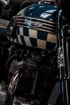 Long and Winding Road Thruxton Triumph, Triumph Motorcycles, Indian Motorcycles, Triumph Motorbikes, Triumph Scrambler, British Motorcycles, Cool Motorcycles, Vintage Motorcycles, Norton Cafe Racer