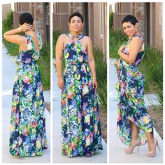 DIY Easter Dress + Pattern Review B5987 - Mimi G Style