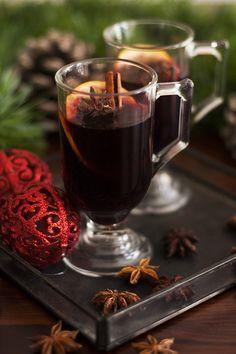 Blog Dit i fet - Glühwein o vino caliente especiado
