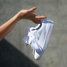 Puma Basket Heart Patent «Black & White» | Sneakers.fr