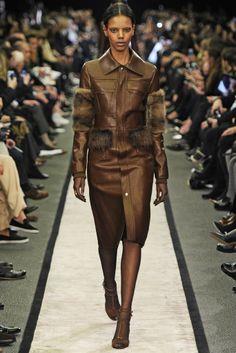 Givenchy Fall-2014 brown