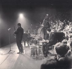 Wayne Shorter, Herbie Hancock, Miles Davis, Ron Carter, Tony Williams DelanceyPlace