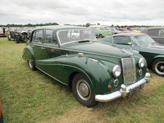 Armstrong Siddeley Star Sapphire 1958/60