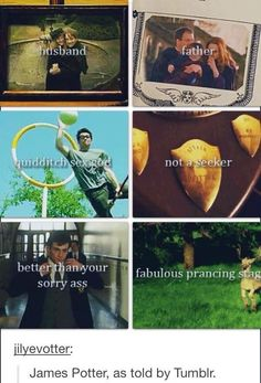 the middle left one is totally from the movie 'The Internship'. So funny