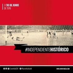 #IndependienteHistorico Segunda fecha, primera fase, Copa Libertadores. #Independiente vence a El Nacional por 2 a 1