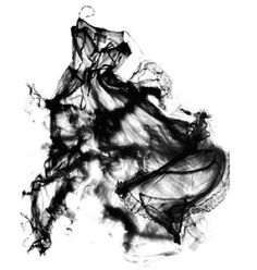 Stunning, ghostly x-ray style images of Maison Martin Margiela garments exposing the play of shadows and the translucent layers of the fabric.    X-Ray is a collaboration between French stylist Delphine Tréanton and French photographer Eric Traoré for the A Magazine.
