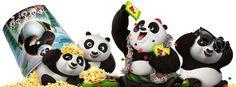 Kung Fu Panda 3 | Character Clings | TEN30 Studios