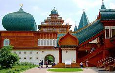 Коломенский дворец царя Алексея Михайловича - Фото