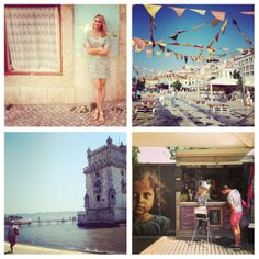 Lisbon Collage Lisbon, Traveling By Yourself, Im Not Perfect, Collage, Places, Life, Beautiful, I'm Not Perfect, Collage Art