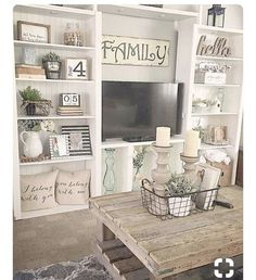 46 Cozy Farmhouse Living Room Decor Ideas That Make You Feel In Village. Cozy Farmhouse Living Room Decor Ideas That Make You Feel In Village living room decor Visit the image link for more details. Living Room Remodel, My Living Room, Home And Living, Apartment Living, Apartment Layout, Cozy Living, Kitchen Living, Living Room Country, Living Area