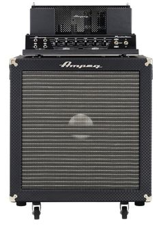 AMPEG Heritage B-15N Flip-Top Combo | Chicago Music Exchange