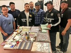 Authorities confiscate drugs | Image source: Nydailynews.com