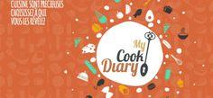 MyCookDiary : Un réseau social entièrement culinaire