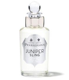 Penhaligon's Juniper Sling, exquisite perfumery.