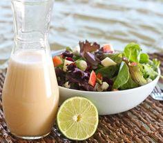 Honey Salad Dressings