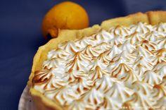 Tarte au citron meringuée (Zitronen Tarte mit Baiser) | Französisch Kochen by Aurélie Bastian