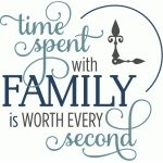 Silhouette Design Store: Time Spent With Family Second - Phr.- Silhouette Design Store: Time Spent With Family Second – Phrase Silhouette Design Store: time spent with family second – phrase - Wisdom Quotes, Quotes To Live By, Life Quotes, Key Quotes, Quotes About Strength In Hard Times, Quotes About Moving On, Silhouette Design, Definition Kunst, Happy Quotes