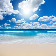 Sunshine Coast Gorgeous Beach