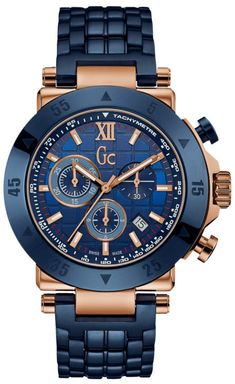 Looking for GUESS Men's Gc Rose Gold-Tone Navy Sport Watch ? Check out our picks for the GUESS Men's Gc Rose Gold-Tone Navy Sport Watch from the popular stores - all in one. Stylish Watches, Luxury Watches For Men, Cool Watches, Men's Watches, Elegant Watches, Casual Watches, Fashion Watches, Gold Chains For Men, Swiss Army Watches