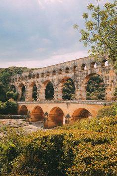 Aigues-Mortes, Pont Du Gard