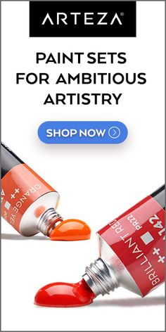 Shop our large collection of vibrant and long-lasting color with Arteza Acrylic Paint. Acrylic Paint Set, Acrylic Colors, Sargent Art, Paint Supplies, Painted Jars, Landscape Artwork, Learn To Paint, Artist Painting, Color Mixing