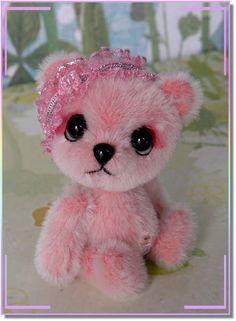 Cora by Sarah Medina ~ Jellybelly Bears