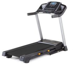 NordicTrack T Series Treadmill Cardio Fitness Home Gym Running Exercise iFit Treadmill Brands, Best Treadmill For Home, Treadmill Reviews, Running On Treadmill, Treadmills For Sale, Running Machines, Workout Machines, Exercises, Treadmill