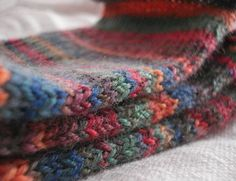 Stockinette stitch is one of the most basic knitting patterns produced by knitti. Stockinette stitch is one of the most basic knitting patterns produced by knitting one row, purling the next, and then r. Types Of Knitting Stitches, Knitting Basics, Knitting Kits, Easy Knitting, Loom Knitting, Knitting Patterns, Knitting Tutorials, Crochet Patterns, Creative Knitting