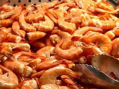 Peel and Eat Shrimp is a favorite among many.