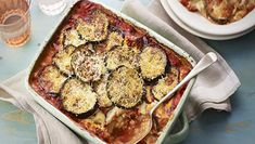 Melanzane; een koolhydraatarm alternatief voor lasagne   Gezondheidsnet