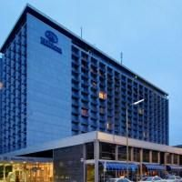 #Hotel: HILTON MUNICH PARK HOTEL, Munich, Germany. For exciting #last #minute #deals, checkout #TBeds. Visit www.TBeds.com now.