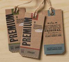 Image result for denim packaging