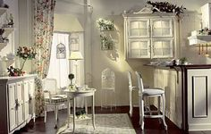 room colors, modern interior design and decorating ideas in provencal style
