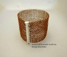 YooLa Cuff bracelet.