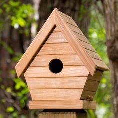 Westminster Teak Wood Bird Houses are made of Certified Teak Wood. Our wood bird houses come with our Lifetime Warranty. Bird House Plans, Bird House Kits, Westminster Teak, Teak Outdoor Furniture, Yard Furniture, Cheap Furniture, Birdhouse Designs, Diy Birdhouse, Bird Aviary