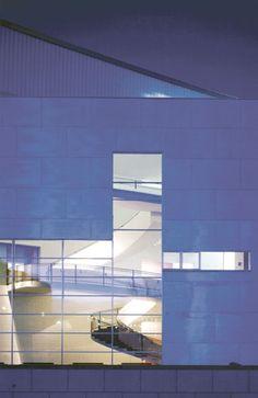 KIASMA MUSEUM OF CONTEMPORARY ART Helsinki, Finland, 1992-May 31, 1998