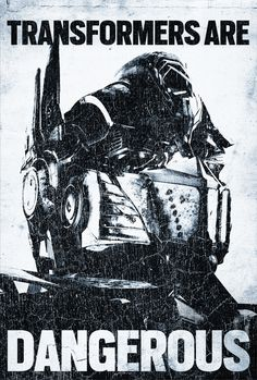 TRANSFORMERS: AGE OF EXTINCTION - Optimus Prime Poster