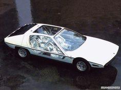 Lamborghini Marzal Concept (Bertone) (1967)