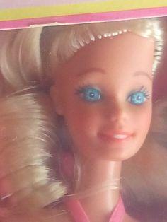 BARBIE DOLL /  #1875 My First Barbie MIB 1982 /VINTAGE BARBIE/MATTEL #Barbie #DollswithClothingAccessories