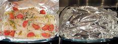 Filetti di merluzzo al cartoccio-ricetta secondi di pesce-golosofia