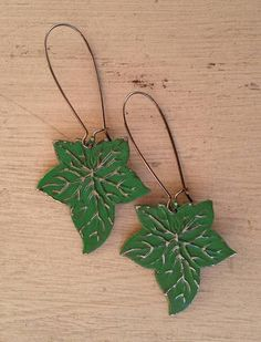 HP Craftalong ~Spring Semester 2013~ Care of Magical Creatures: Elven Earrings