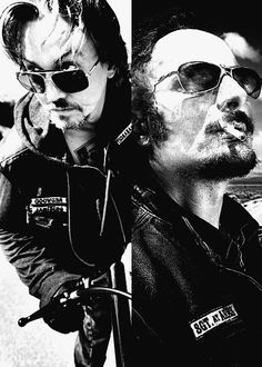 chibs and tig