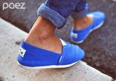 Paez shoes spring/summer 2012