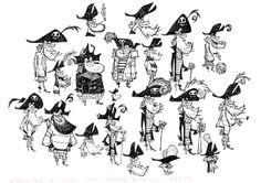 la famille Pirates !! de f*Parme