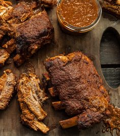 Slow Cooker Bourbon Ribs Recipe - Chowhound