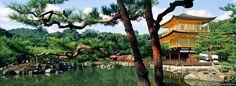Kinkaku Ji   also known as Rokuon-ji (鹿苑寺 Deer Garden Temple?), is a Zen Buddhist temple in Kyoto, Japan.[